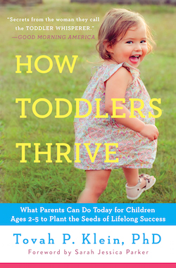 How Toddlers Thrive paperback